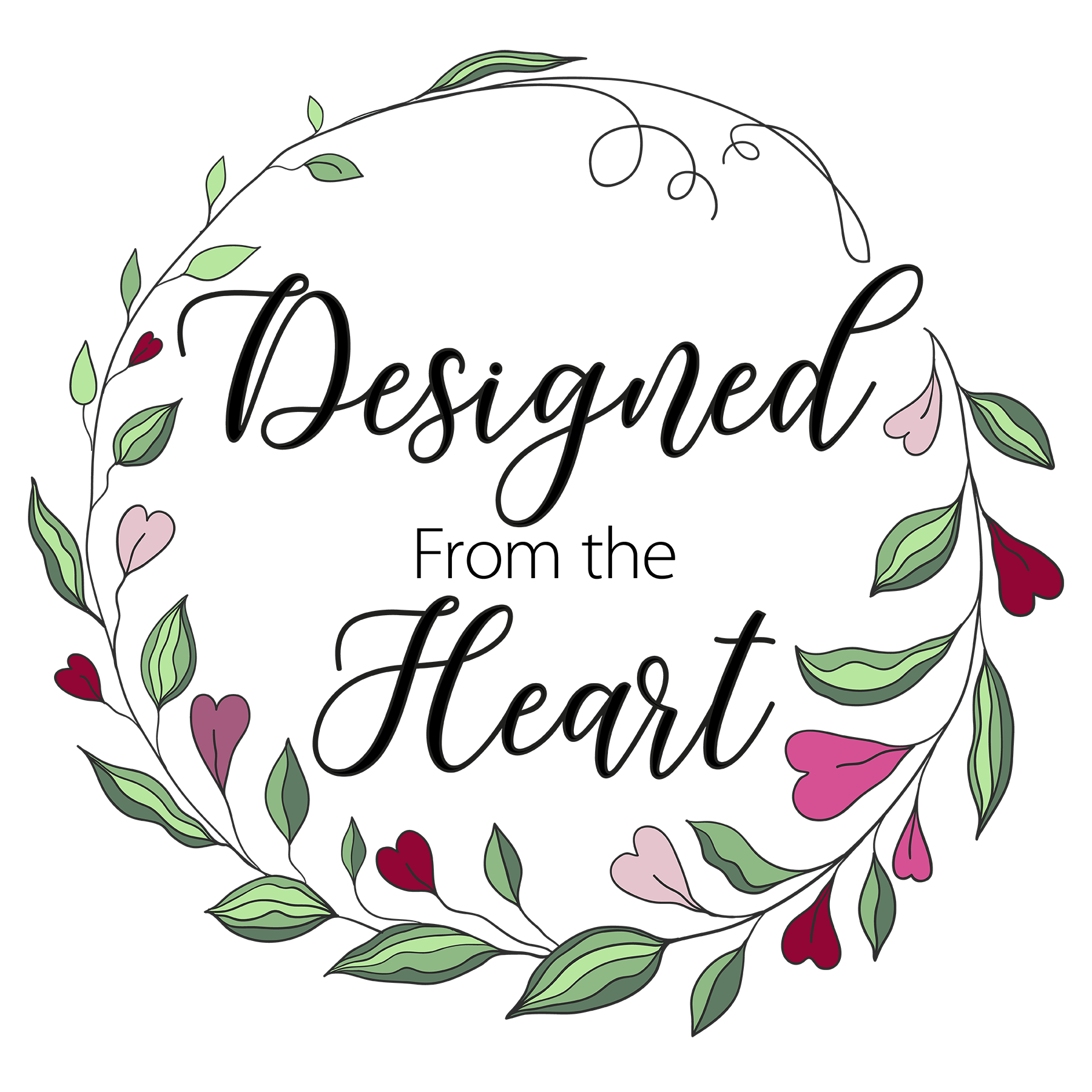 Designed From The Heart
